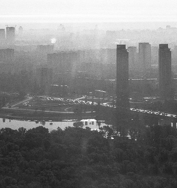 Камера наблюдения: Киев глазами Ивана Черничкина — Галереи на The Village
