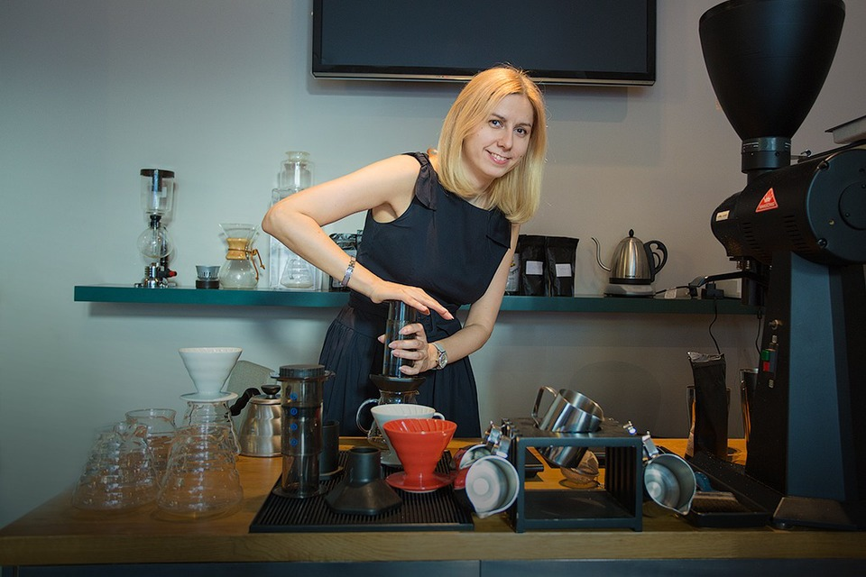 Double B: Сеть кофеен, зарабатывающая на продаже кофе конкурентам — Сделал сам на The Village