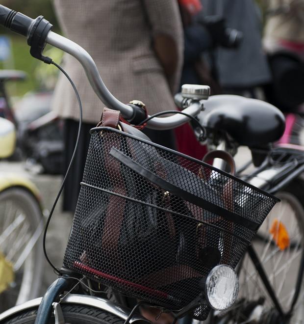 Твид выходного дня: Участники ретрокруиза — о своей одежде и велосипедах — Галереи на The Village