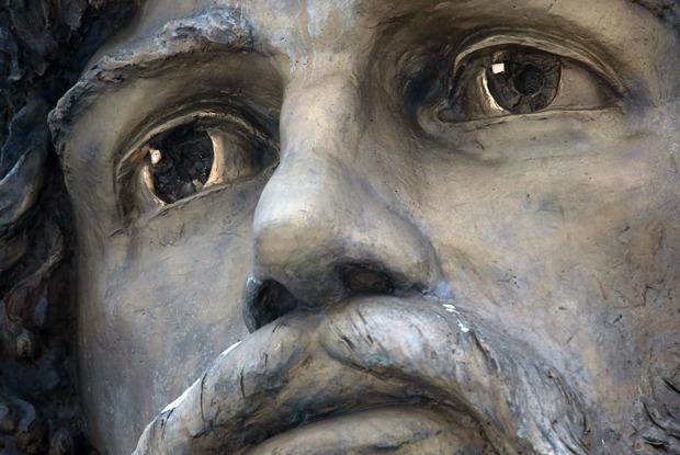 Москвичи — о памятнике князю Владимиру — Люди в городе на The Village