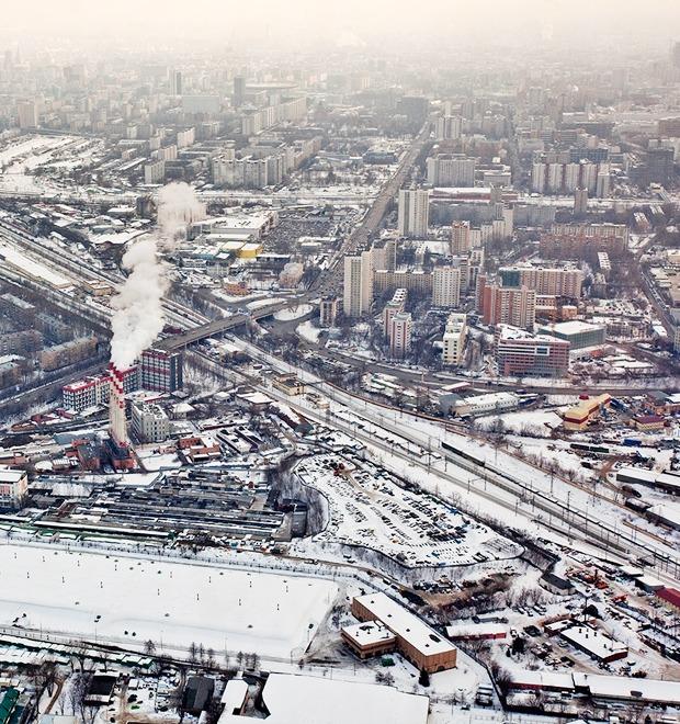 Лучший вид на этот город: 7 смотровых площадок вМоскве — Город на The Village