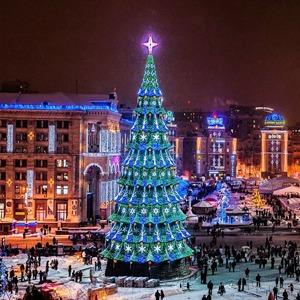 Рождество в Киеве: Гид по праздничным мероприятиям  — Город на The Village