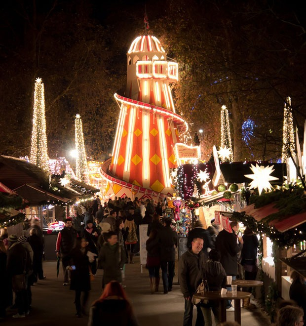 Дневник города: Зима в Лондоне — Дневник города на The Village