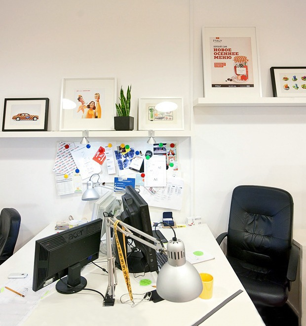 Офис недели (Петербург): Endy Lab — Интерьер недели на The Village