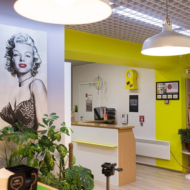 Как выглядит офис Tokyo во Владивостоке — Офис недели на The Village
