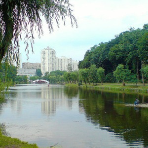 На Теремках откроют зону отдыха — Ситуация на The Village