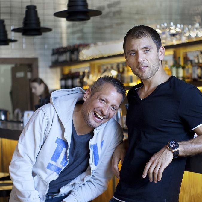 Айзек Корреа и Игорь Триф: «Берите маленькое местечко и подавайте только пиво и бургеры» — Интервью на The Village