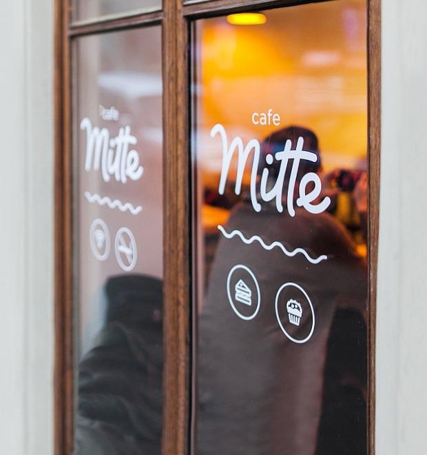 Новое место (Петербург): Кафе Mitte