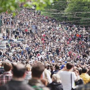 Прямая трансляция: «Марш миллионов» — Ситуация на The Village