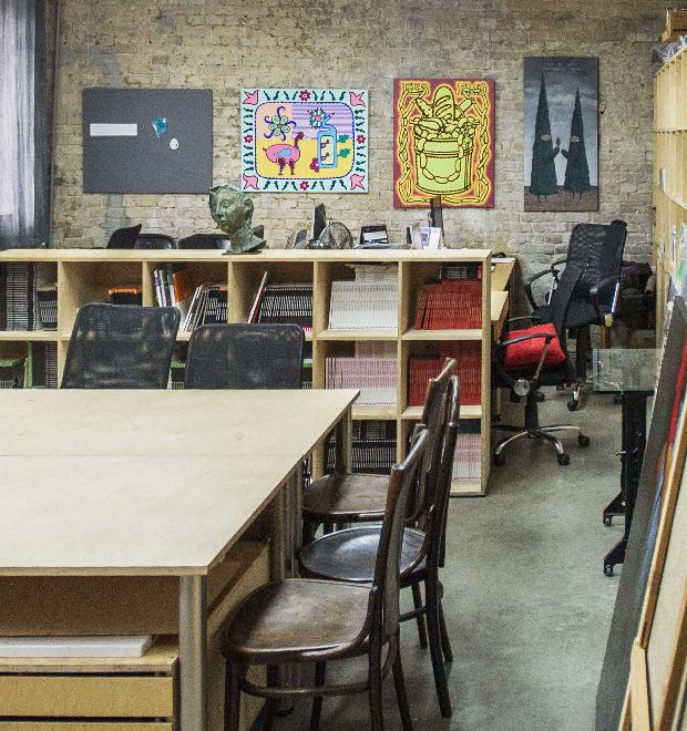 Офис недели (Киев): «Я Дизайн» — Офисы на The Village