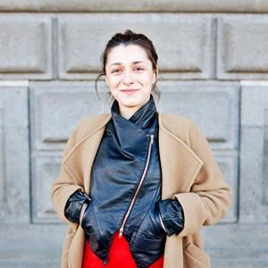 Внешний вид (Петербург): Лена Кручинина, совладелица 8-store — Внешний вид на The Village