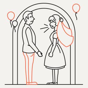 Браки и разводы москвичей — Москва в цифрах на The Village