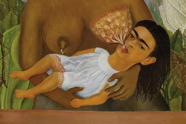 Фрида Кало в Музее Фаберже: главные факты и картины — Гид The Village на The Village