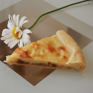 Луковый пирог — Рецепты читателей на The Village