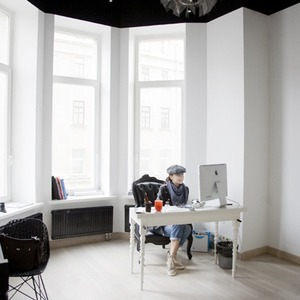 Офис недели — Интерьер недели translation missing: ru.desktop.posts.titles.on The Village