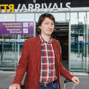 Как пассажиры рейсов из России проходят погранконтроль в Киеве — Ситуация на The Village