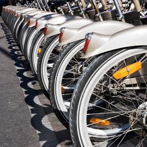 Иностранный опыт: 3 общественных велопроката Европы — Инфраструктура на The Village