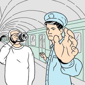 Есть вопрос: Почему нельзя фотографировать в метро? — Есть вопрос на The Village