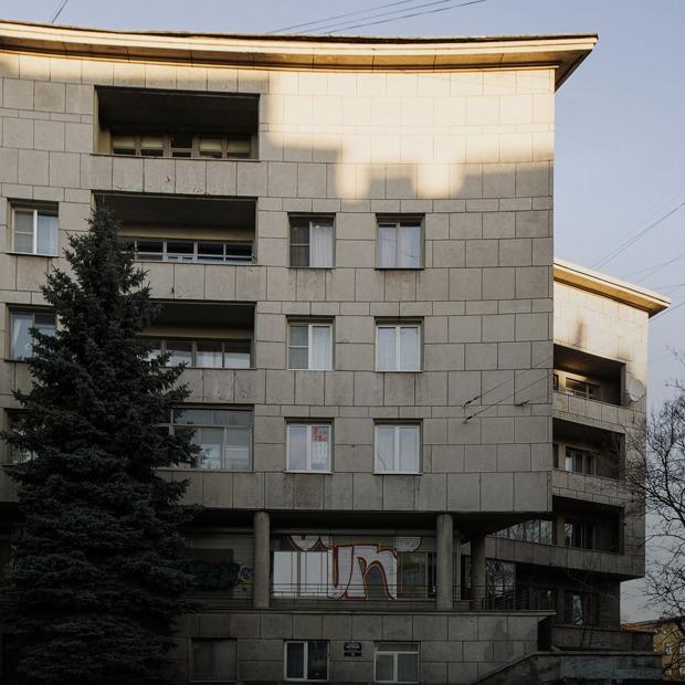 Я живу в доме Ленсовета на Карповке (Петербург) — Где ты живёшь на The Village