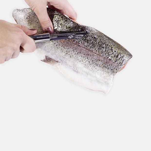 Универсальный способ разделки рыбы — Как надо на The Village