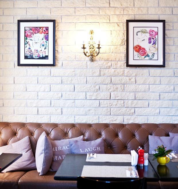 Алёна Владимирская о кафе «Бублик» — Любимое место на The Village