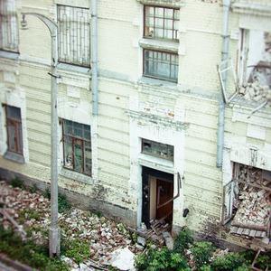 В зоне риска: доходный дом в 6-м Ростовском переулке — В зоне риска на The Village
