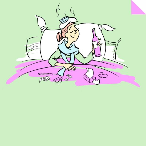 Можно ли вылечить простуду водкой с перцем?  — Есть вопрос на The Village