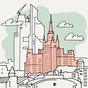 16 октября — Утро в Москве на The Village