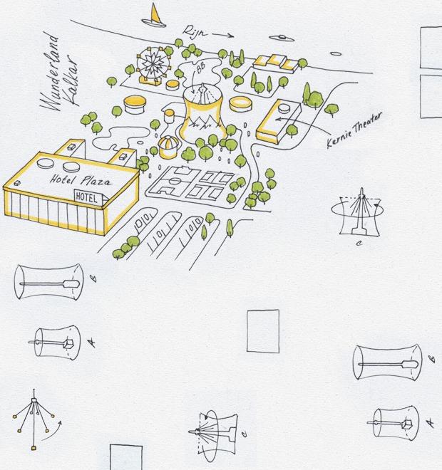 Идеи для города: Парк развлечений в атомной станции — Иностранный опыт на The Village