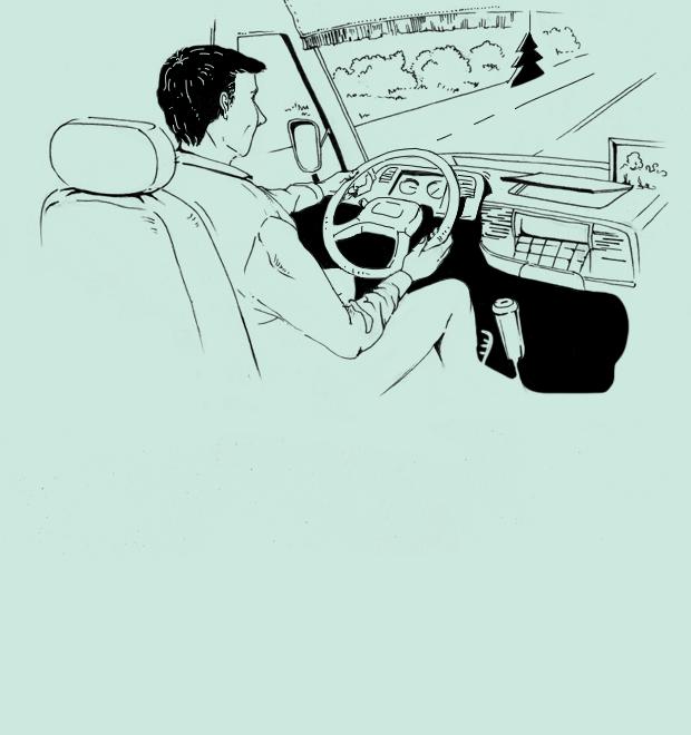 Как все устроено: Водитель маршрутки — Транспорт на The Village