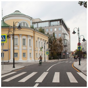 Обновлённая Пятницкая улица — Фоторепортаж на Look At Me