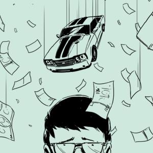 Неизвестный горожанин: Деньги на ветер — Weekend на The Village