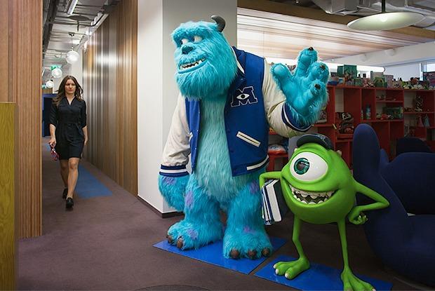 Как работают в Disney — Офис на Look At Me