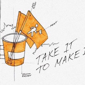 Идеи для города: Пешеходные флажки в Киркланде — Иностранный опыт на The Village