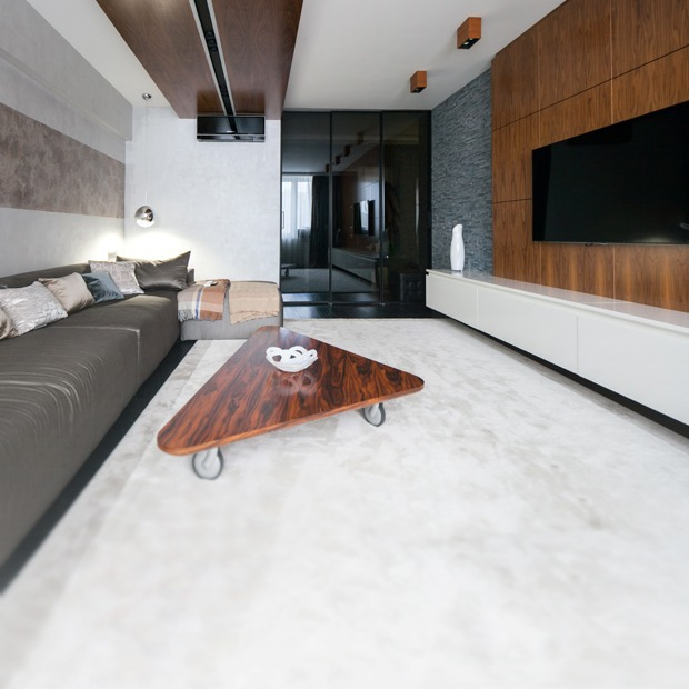 Квартира с лаконичным интерьером возле «Электросилы» — Квартира недели на The Village