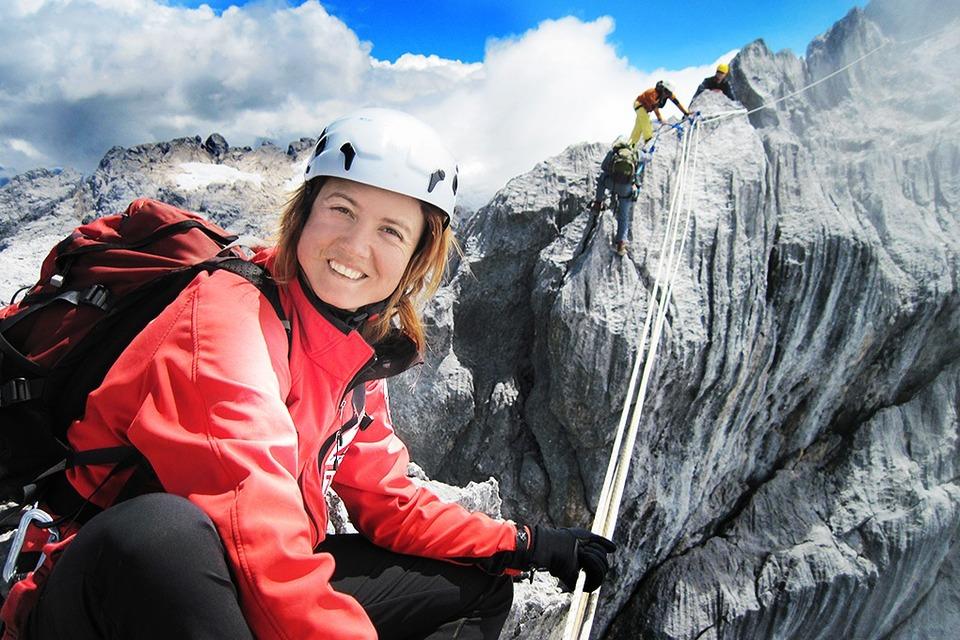 Царица горы: Как управлять группой мужчин на высоте 5 000 метров — Интервью на The Village