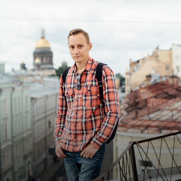 Руферы — о крышах Петербурга и экскурсиях по ним — Люди в городе на The Village