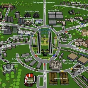 Вокруг Домодедова могут построить новый город — Недвижимость translation missing: ru.desktop.posts.titles.on The Village