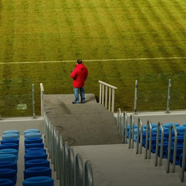 Как выглядит достроенный стадион на Крестовском острове