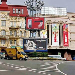 Киев освобождают от наружной рекламы — Ситуация на The Village