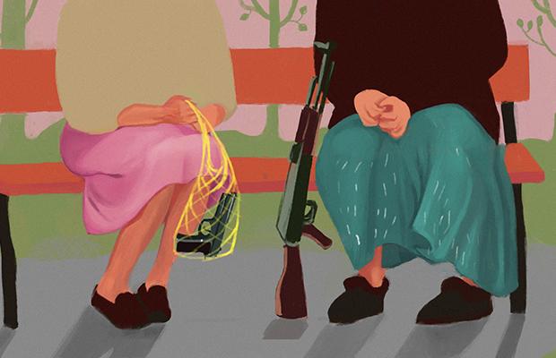 Как купить оружие в Нижнем — Инструкция на The Village