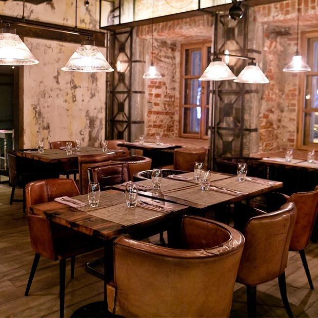 Ресторан «Фаренгейт» — Новое место на The Village