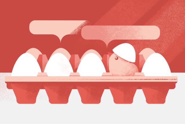 Можно ли хранить яйца не в холодильнике? — Съесть вопрос translation missing: ru.desktop.posts.titles.on The Village