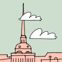 14 мая — Утро в Петербурге на The Village