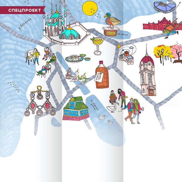 15 обязательных для посещения мест в Казани — Спецпроекты на The Village