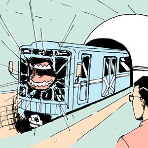 Есть вопрос: «Почему на некоторых станциях метро звучит сигнал как на вокзале?» — Транспорт на The Village