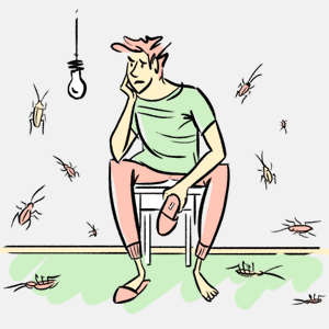 Куда пропали тараканы? — Есть вопрос на The Village