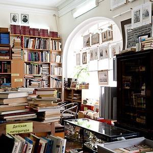 Книжный мир: 6 букинистических магазинов в Петербурге — Магазины на The Village