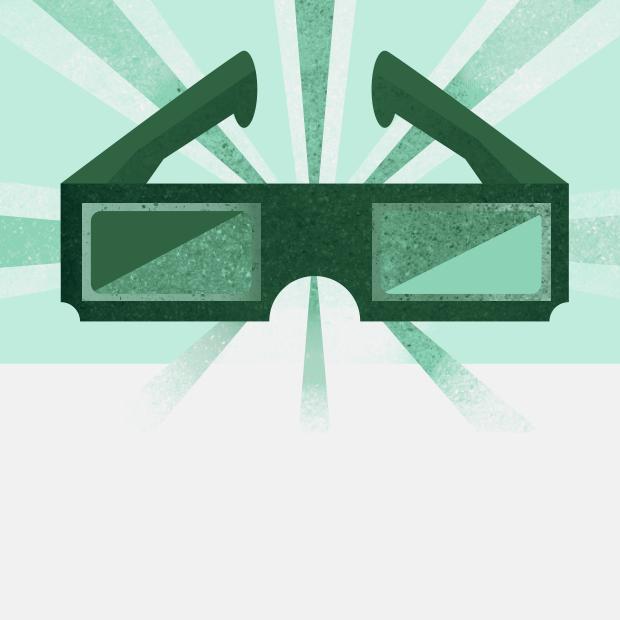 Почему от 3D-фильмов болят глаза? — Есть вопрос на The Village