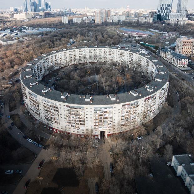 Как живется в самых необычных домах Москвы и Петербурга — Где ты живёшь на The Village